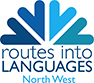 Routes into languages - left image